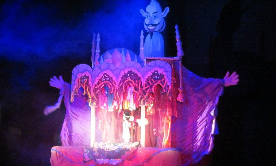 ВБрянске прошли обменные гастроли Дагестанского государственного театра кукол