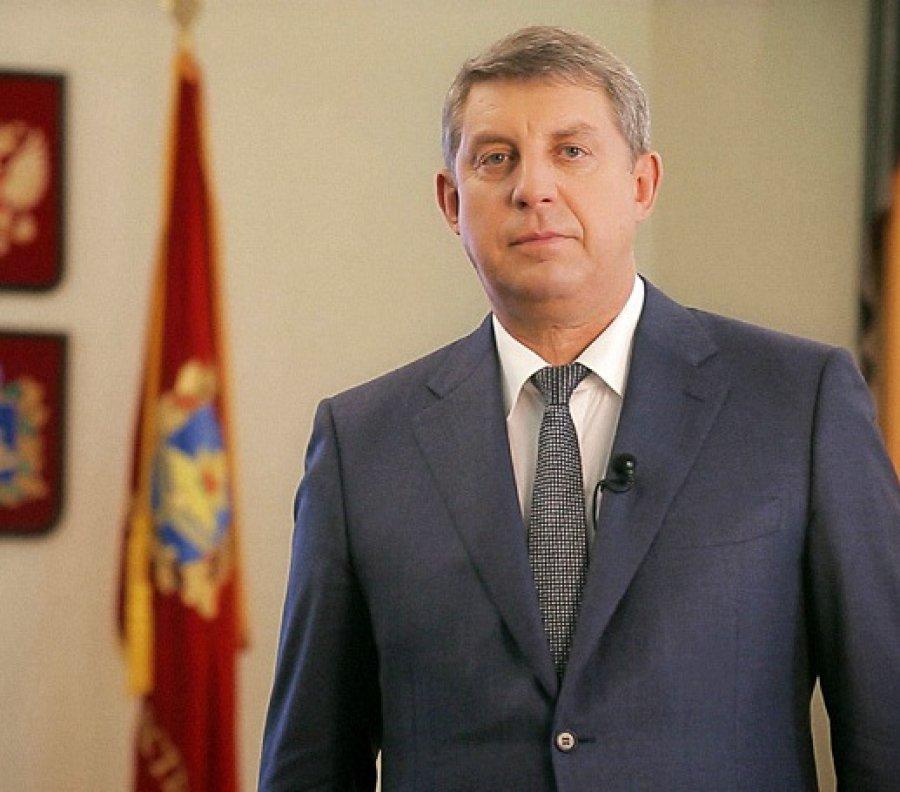 День рождения губернатора Александра Богомаза совпадает с национальным праздником