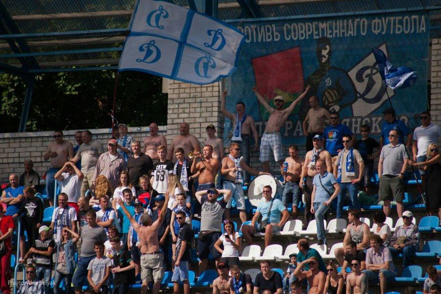 Брянское «Динамо» победило в1/64 Кубка Российской Федерации
