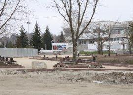 В Брянске обсудили проекты Сквера молодоженов на Набережной