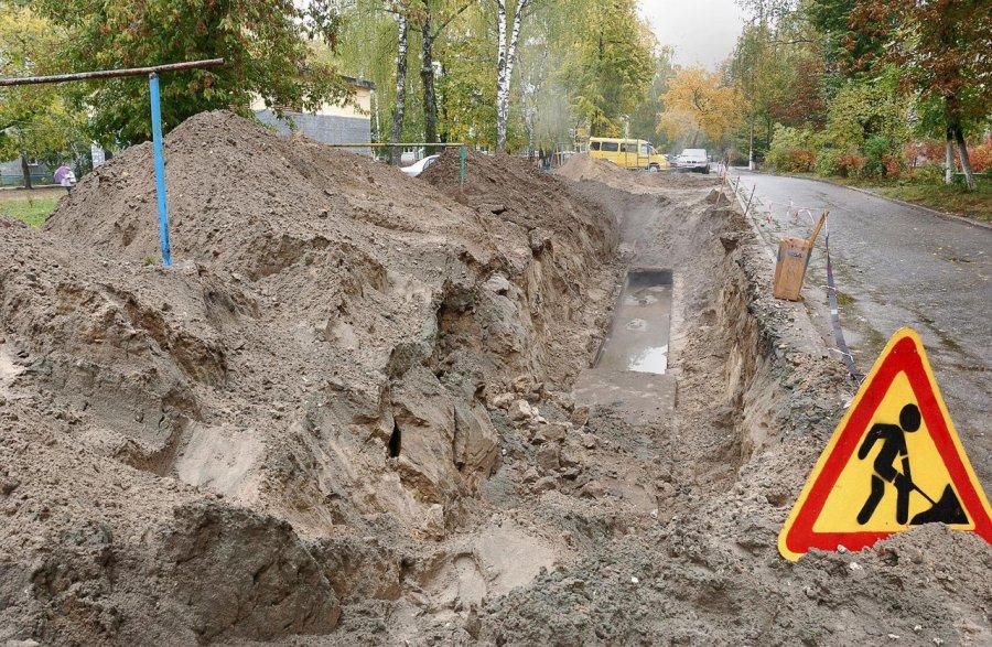 Брянцы жалуются на раскопки в центре Бежицы