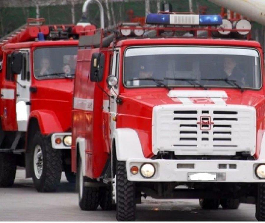 ВБрянске изгоревшего подъезда эвакуировали пятерых жильцов