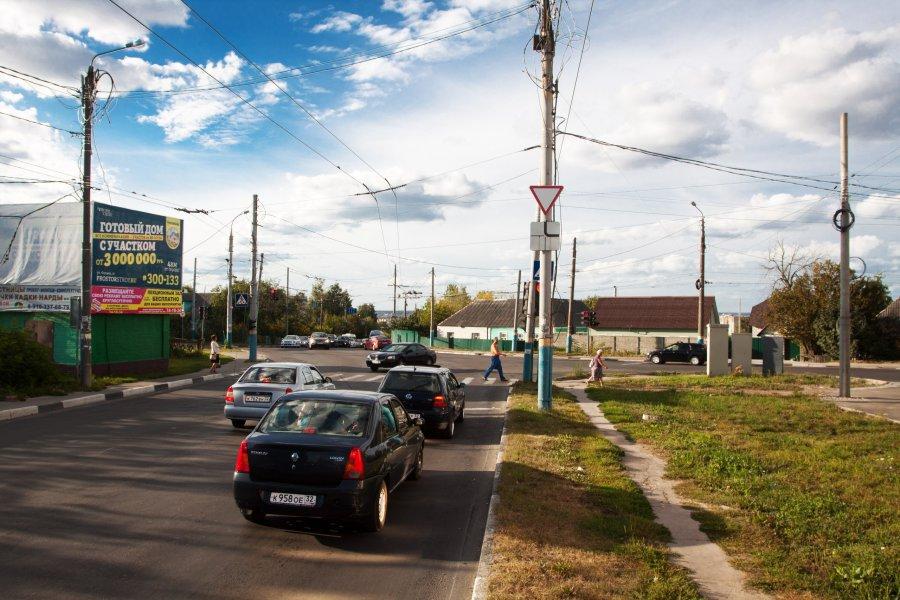 ВБрянске для расширения дороги наГородищенской горке снесут 8 домов