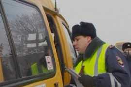 В Брянске за сутки на нарушениях попались 23 маршрутчика и 14 таксистов