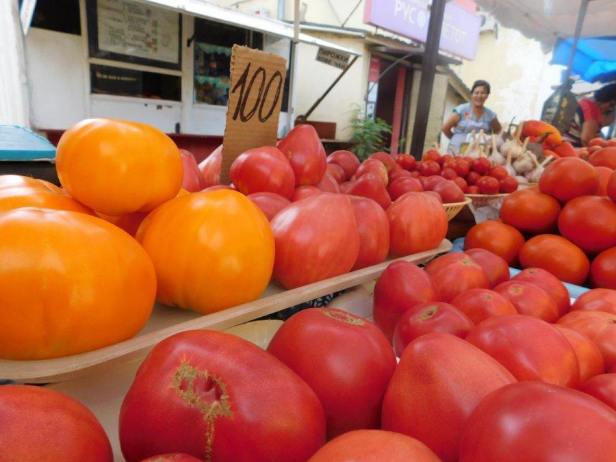 ВБрянске резко упали вцене овощи