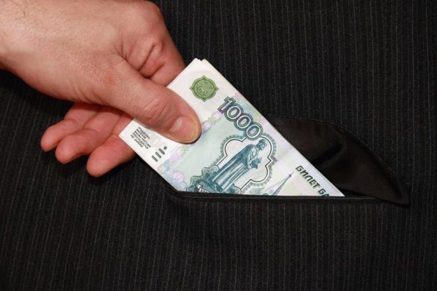 Главу красногорского села осудили за взятку