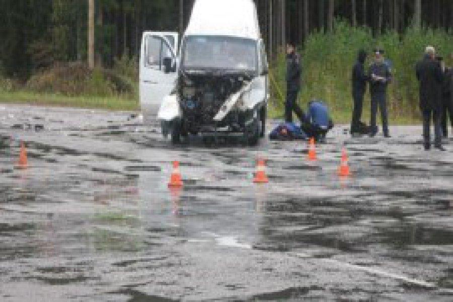 Шофёр автобуса получил 2,5 года засмертельное ДТП под Брянском