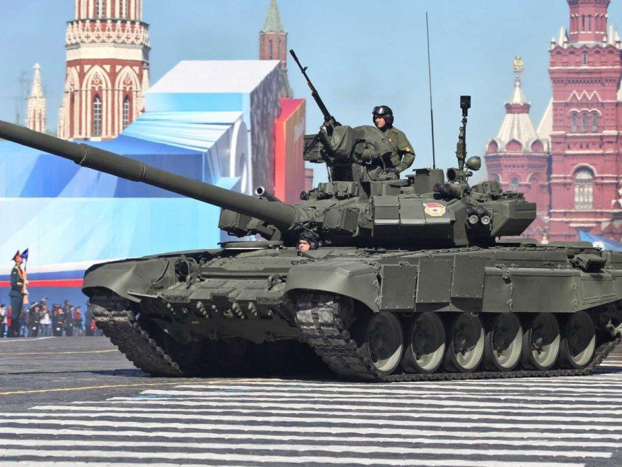 День танкиста отметят вНижнем Новгороде