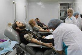 Брянская епархия попросила горожан поделиться кровью