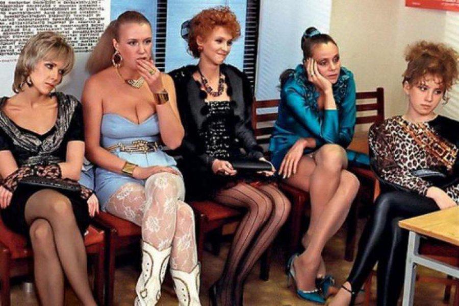Видео как голосуют проститутки фото 600-64