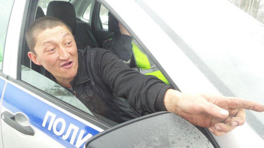 ВБрянской области два нетрезвых молодого человека приняли решение угнать автомобиль