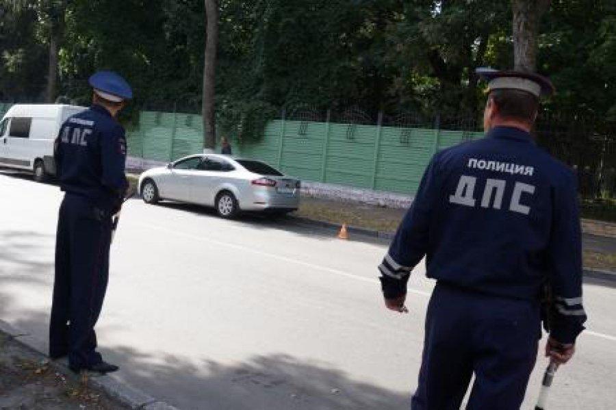 В Брянске на улице Фокина устроят охоту на пьяных водителей