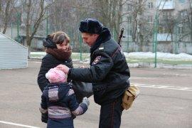 Брянские полицейские отправились в командировку на Кавказ