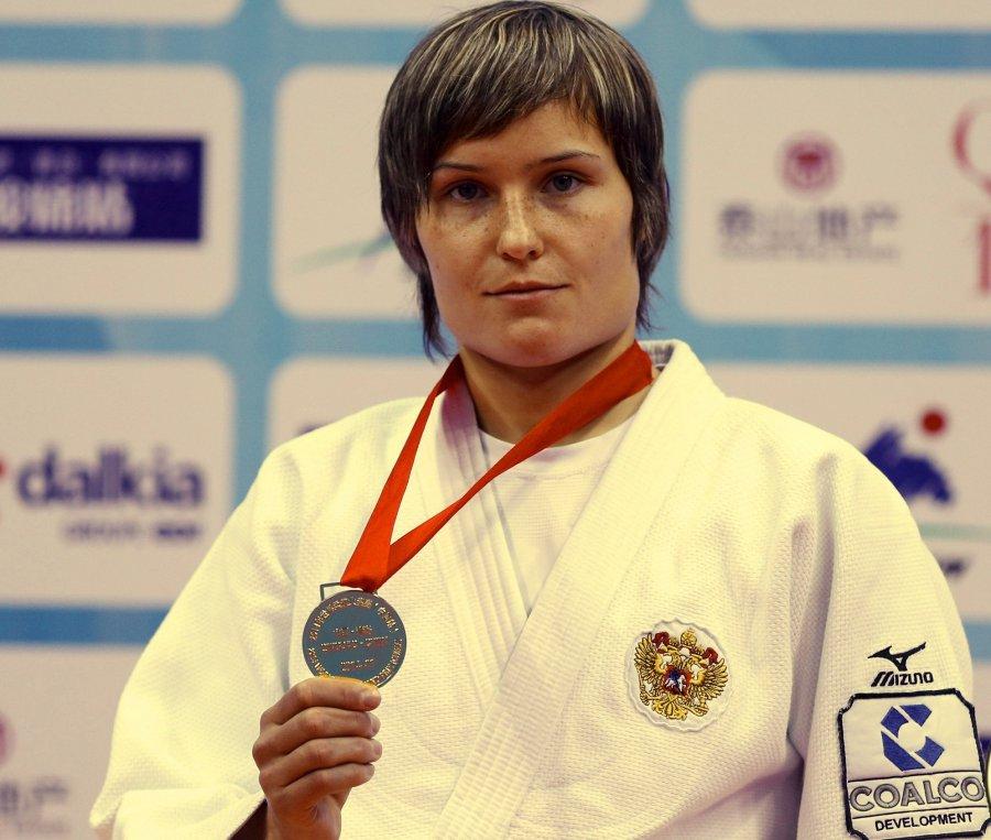 Тюменка Наталья Кузютина завоевала бронзу Олимпиады