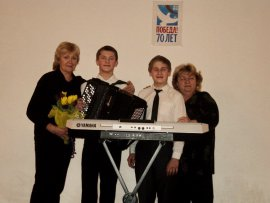Школьники из Брянска стали лауреатами конкурса электронной музыки
