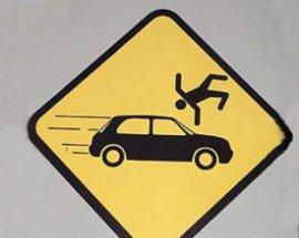 В Брянске водитель ВАЗ сбил пешехода после столкновения с «Renault»