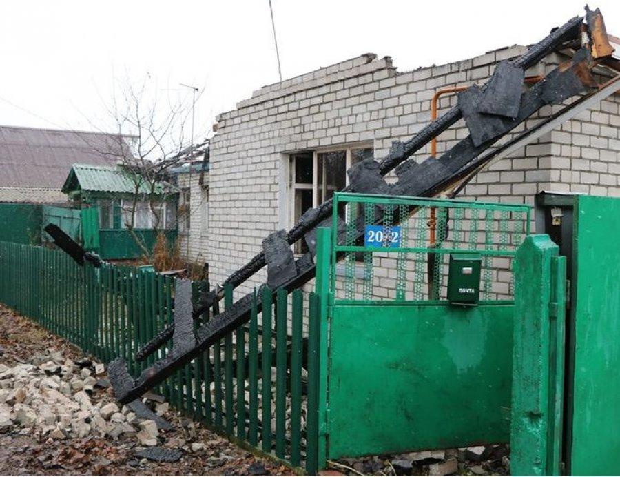 В Брянске семья ветерана войны лишилась жилья из-за пожара