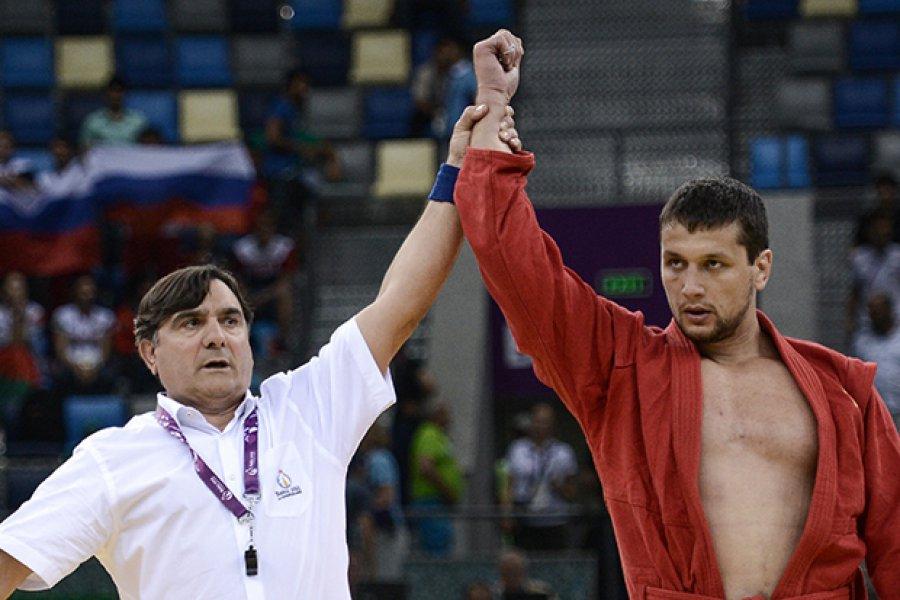 Артем Осипенко стал лучшим спортсменом вБрянской области