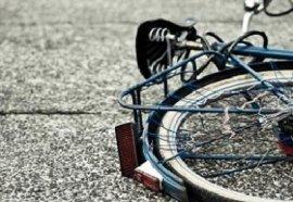 """В Брянске водитель """"Fiat"""" сбил велосипедиста"""