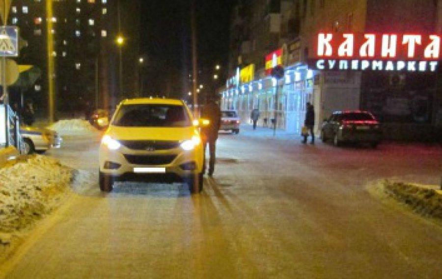 ВБрянске шофёр легковушки на«зебре» сбил 4х-летнего ребенка насанках