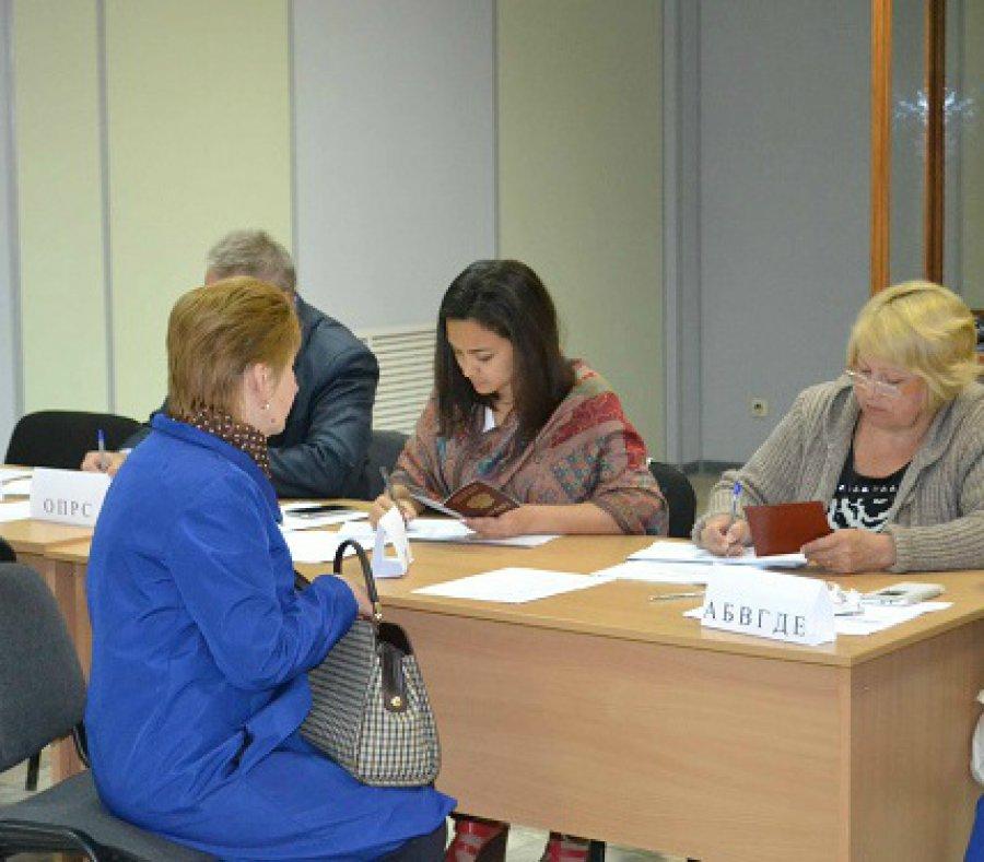 ВБрянской области завершилось предварительное голосование «Единой России»