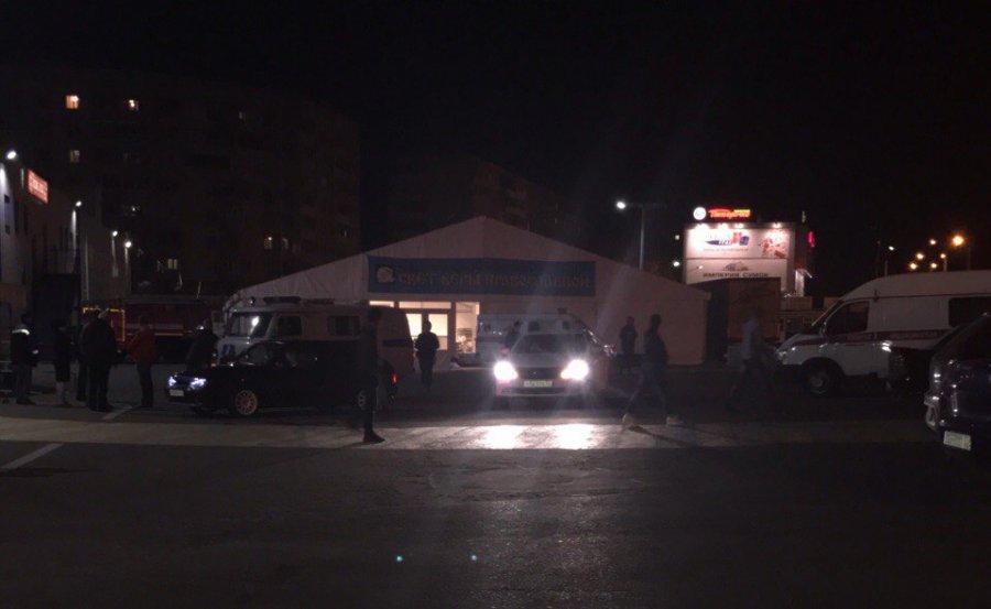 Из-за угрозы взрыва вСоветском районе Брянска эвакуировали служащих  и клиентов  «Линии»