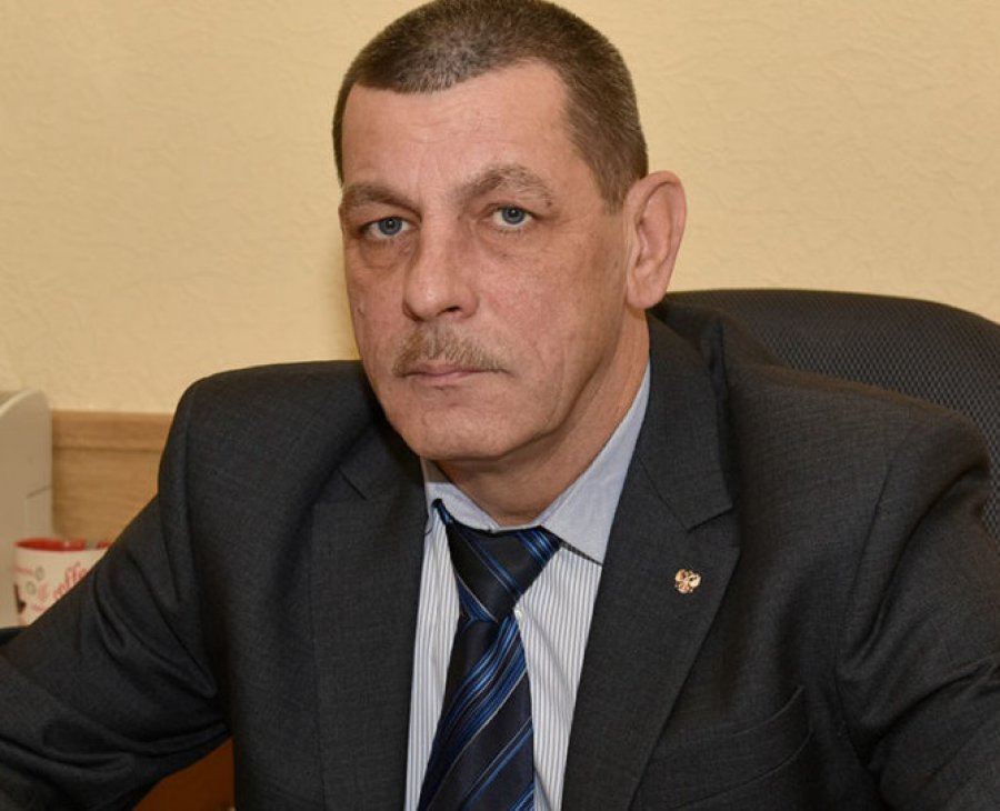 Департамент безопасности вбрянском руководстве возглавил Виктор Терешонок