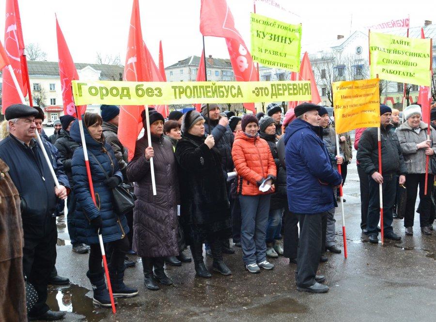 Сегодня в Брянске обсудят судьбу троллейбусов