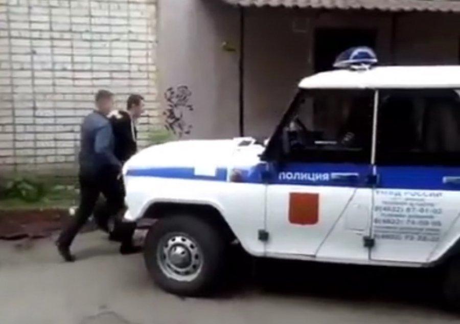 Нетрезвый брянец сказал о готовящемся «взрыве» наАвиационной из-за ремонта усоседей