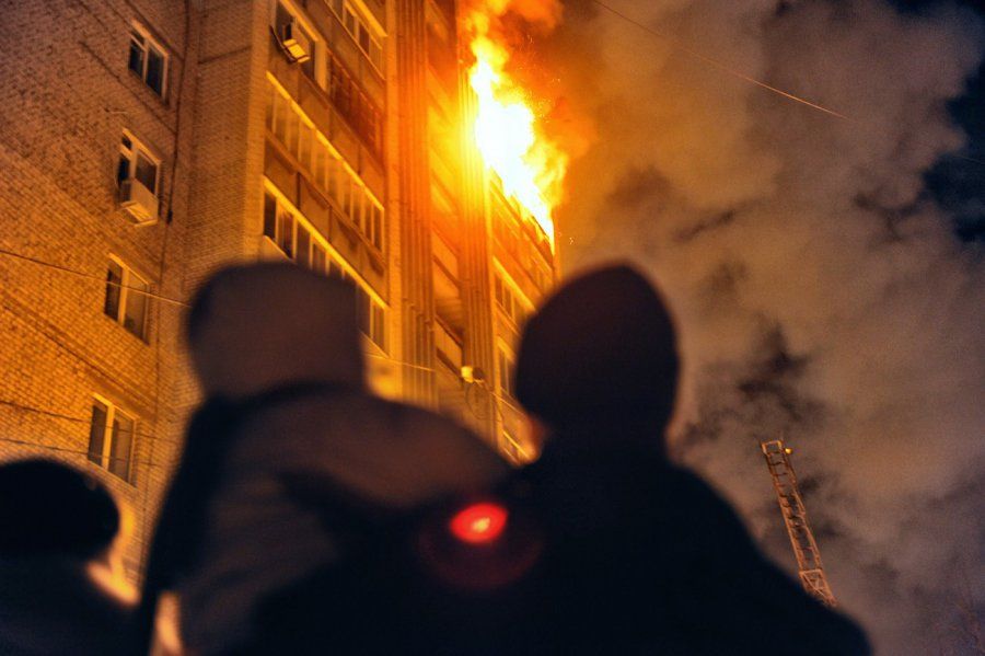 ВБежице горела квартира впятиэтажке: погибла женщина