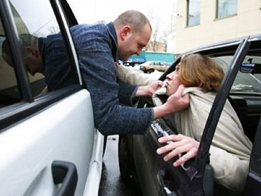 ВБрянске дорожный конфликт завершился гибелью пассажира