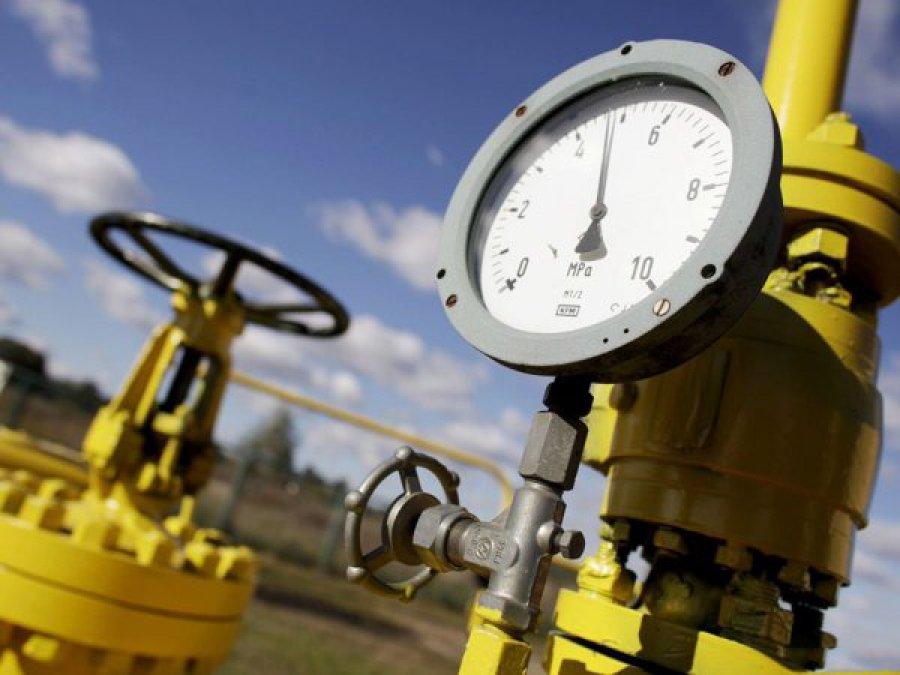 ВБрянской области прорвало газопровод