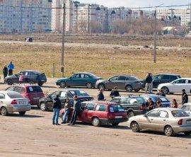Акция протеста брянских автомобилистов пройдет на старом аэропорту