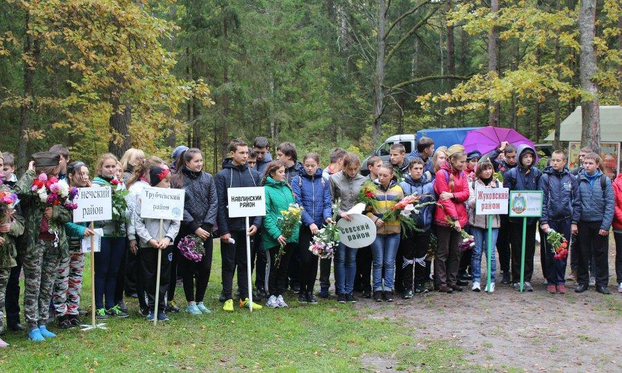 ВТюменской области стартовал слет школьных лесничеств
