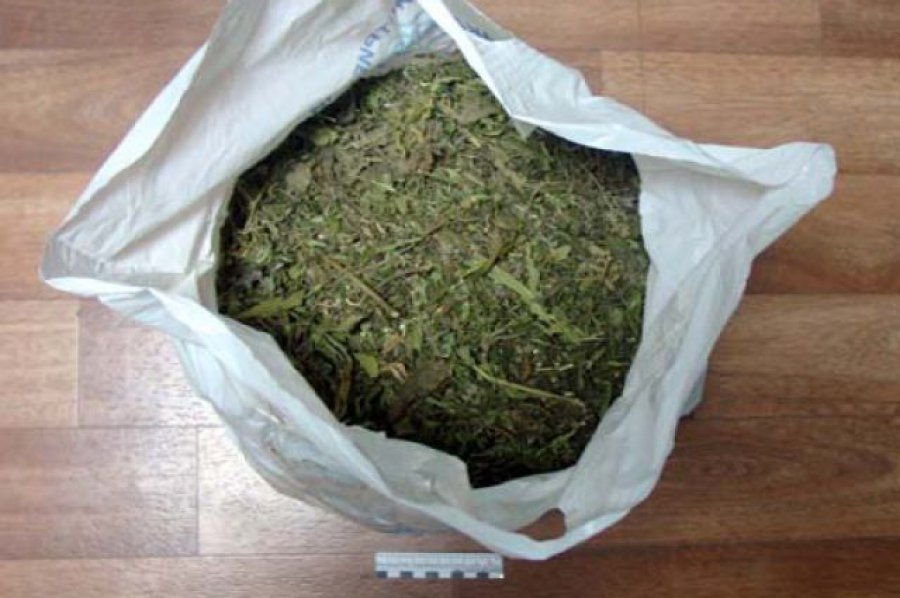 Жителю Фокинского района угрожает 20 лет тюрьмы захранение марихуаны