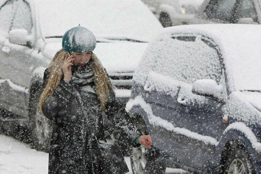 ВБрянской области прогнозируют мокрый снег сдождем иветер