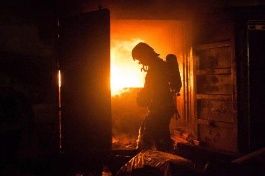 Добровольные пожарные спасли вСевском районе человека— МЧС передает