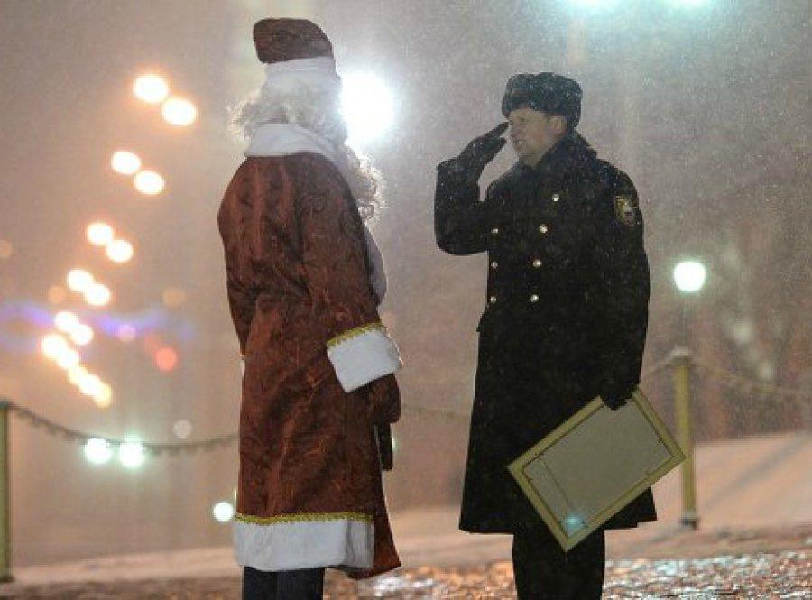 Впреддверии праздников милиция Брянска проверяет подвалы ичердаки