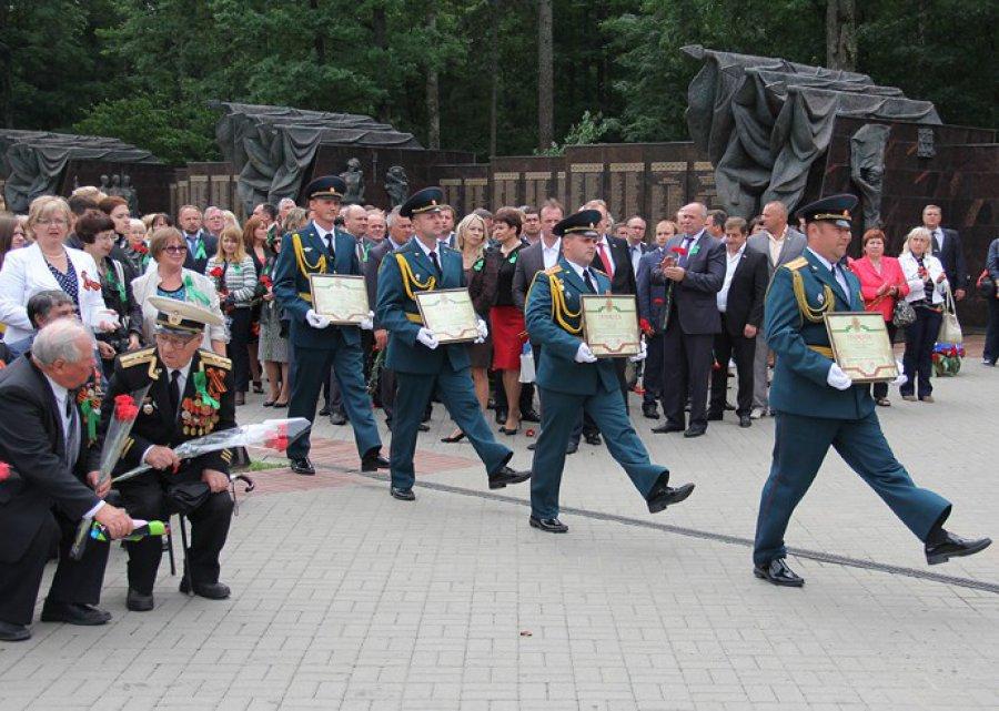 ВБрянской области вырастет число городов исел партизанской славы