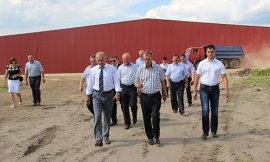 В Брянском районе заработает новая молочная ферма