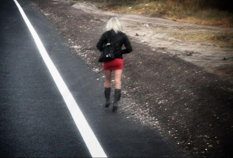 фото проституток на автомобильной трассе