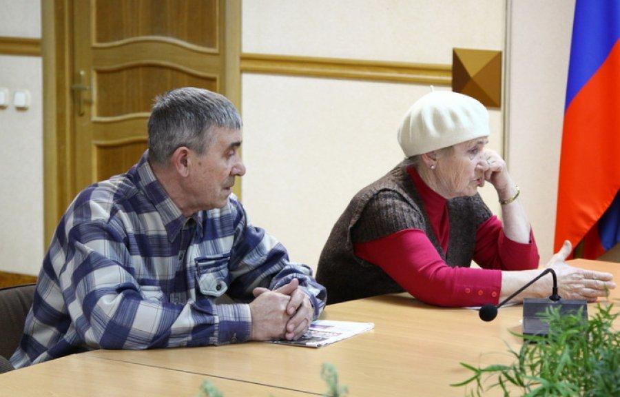 Уволенный рабочий МУПа попросил главы города Брянска осохранении жилья