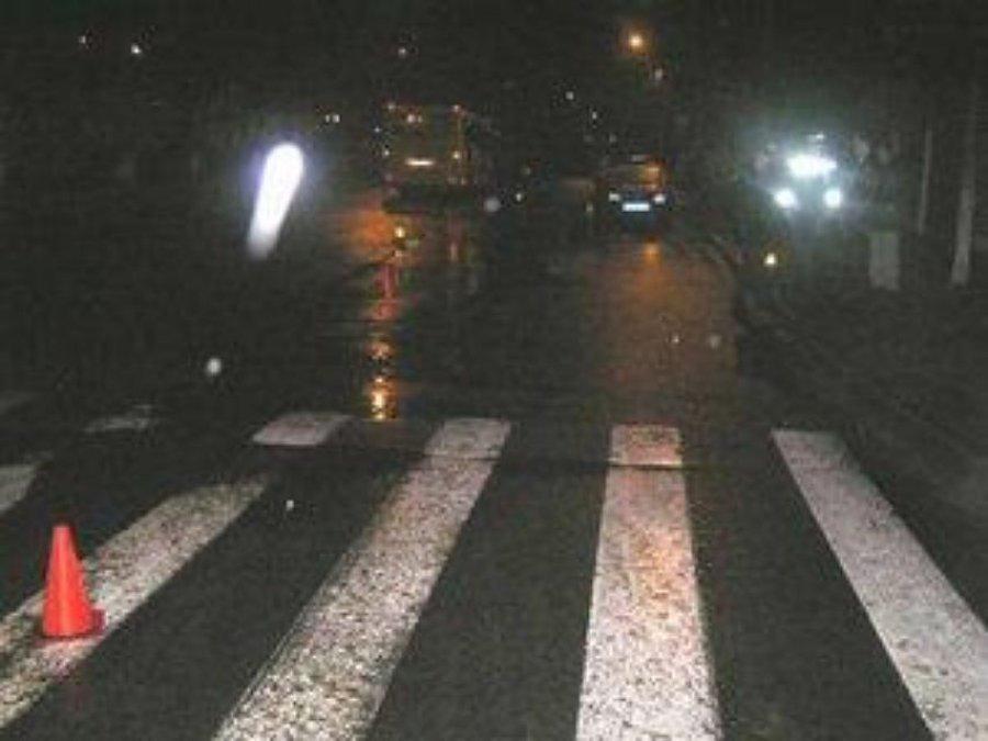 ВБрянске устанавливают личность пешехода, сбитого Форд Transit