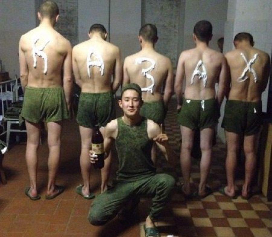 Солдаты сняли девочек фото 794-326