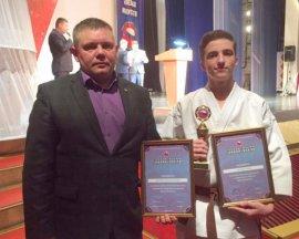 В Брянске наградили лучших спортсменов боевых искусств