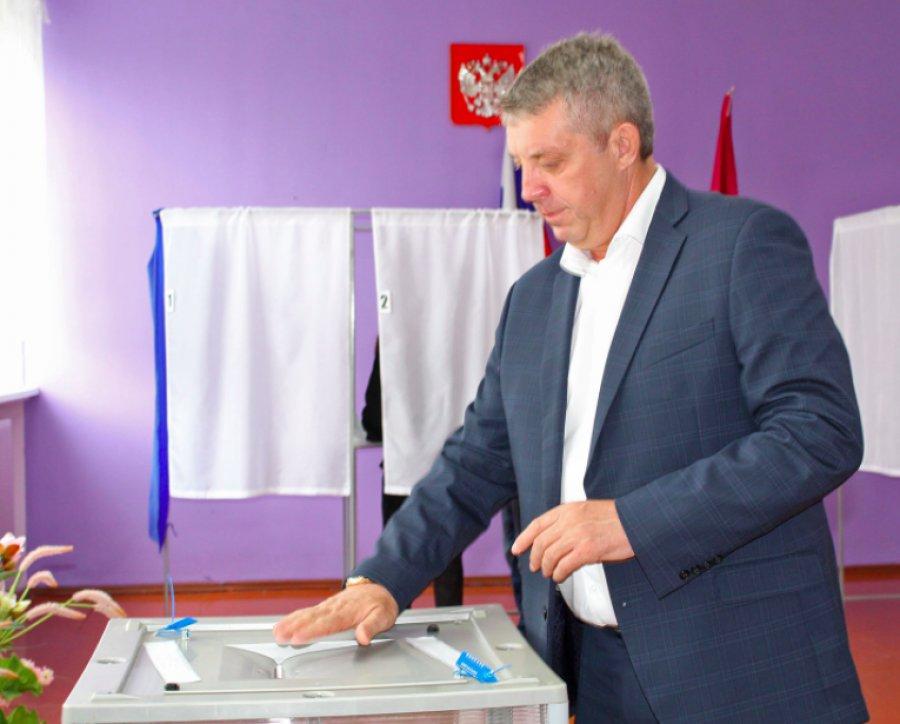 Выборы депутатов вБрянской области прошли без единой жалобы