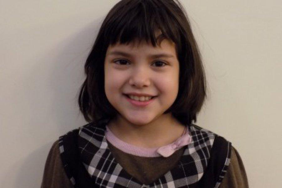 ВБрянске ищут семью для 8-летней Дианы