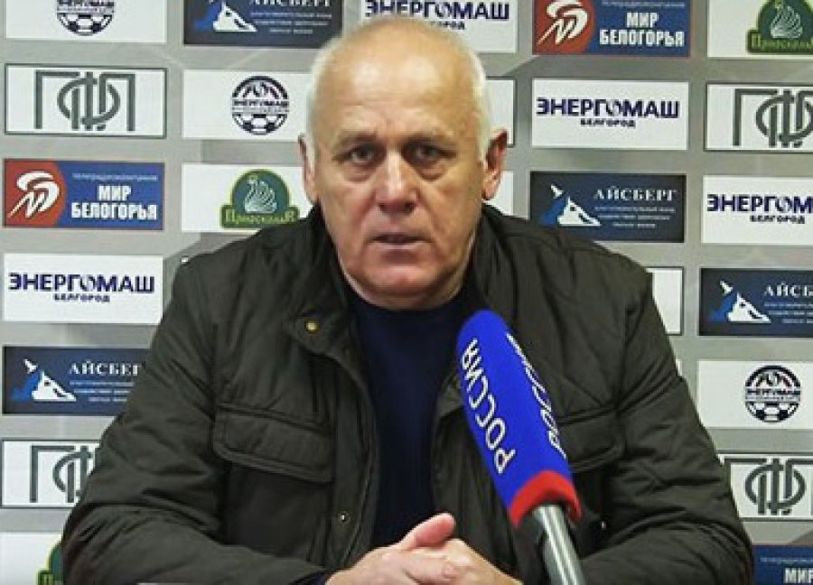 Вбрянском «Динамо» опровергли слухи обуходе основного тренера Ешугова