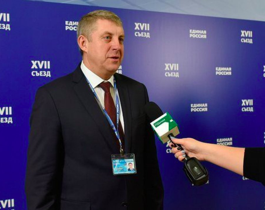 Александр Богомаз анонсировал открытие новейшей школы вБрянском районе