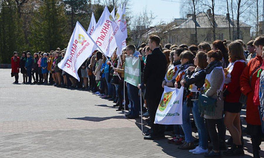 ВКурске будет дан старт Всероссийской акции «Георгиевская ленточка»